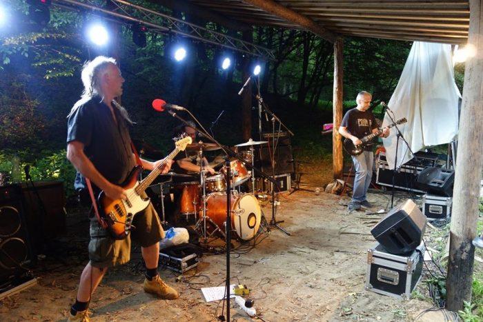 Vystupující kapela